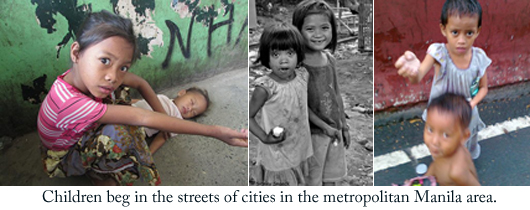 Extreme Poverty In The Philippines - 01