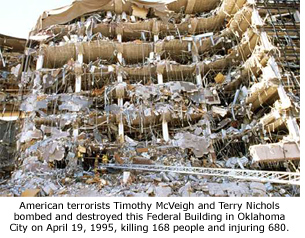Oklahoma City Boming - 1995