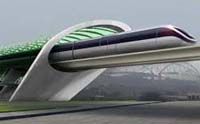 Elon Musk's concept Hyperloop