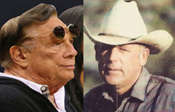 Don Sterling & Cliven Bundy