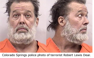 Terrorist Dear - Colorado Springs